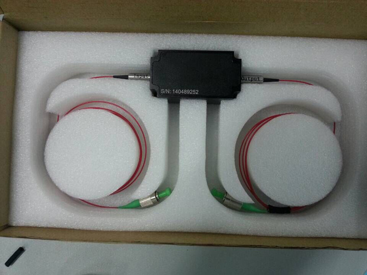 1W Single Stage 1310/1550nm High Power Fiber Optic Isolator