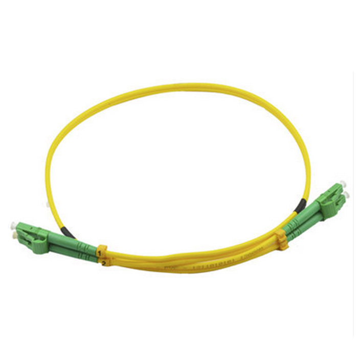 LC APC to LC APC 9/125 OS2 duplex Single-Mode Fiber Optic Patch Cord,Fiber Optic Patch Cables