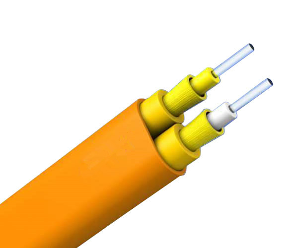 GJFJV Flat Twin Duplex Military Tactical Indoor Cable fiber optic cable