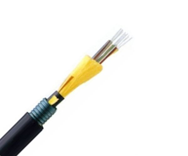 Distribution Tight Buffer Armored Fiber Optical Cable
