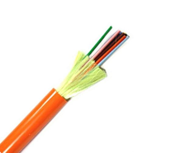 12 Core Distribution Loose Tube Fiber Optical Cable
