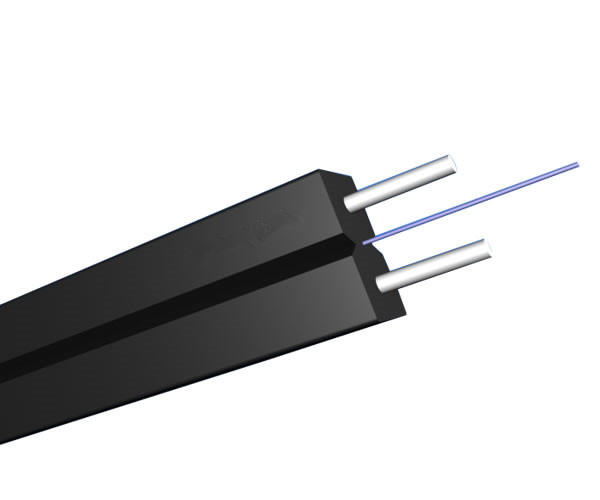1 Fiber Single-mode FRP Strength member  FTTH Indoor Cable-GJXH