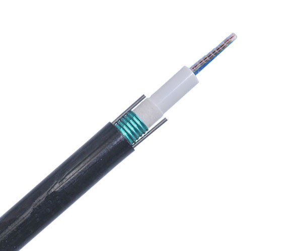 GYDXTW Central Loose Tube Ribbon Fiber optic Cable